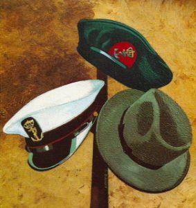 Welke hoed past jou?